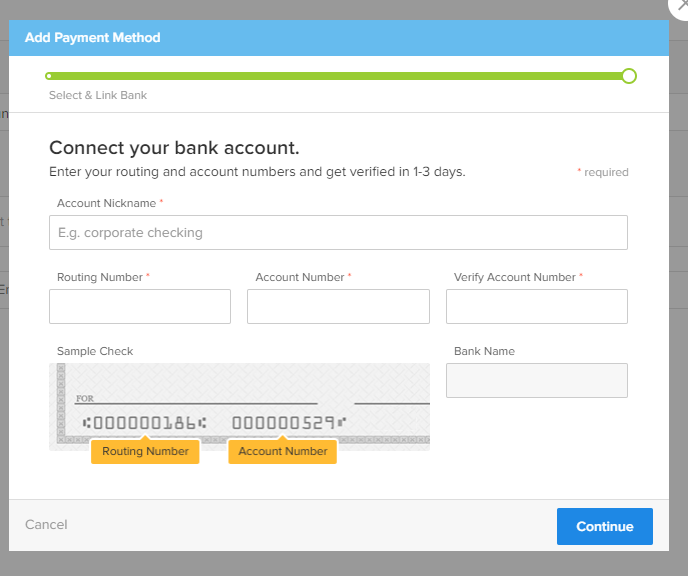 How Do I Register a Bank Account? – Viewpost Support Center